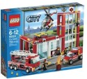 Lego City Fire Station (60004)