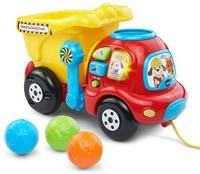 VTech Drop And Go Dump Truck (Multicolor)