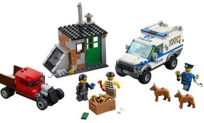 Lego Blocks & Building Sets Lego Police Dog Unit