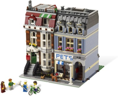 Lego Blocks & Building Sets Lego Pet Shop