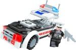 AUSINI Blocks & Building Sets AUSINI Police Car With Policeman And Gun