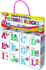 Asian Blocks & Building Sets Asian Picture Blocks