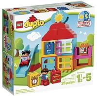 LEGO DUPLO My First Playhouse (10616) (Multicolor)