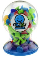FAT BRAIN TOYS Squigz - Deluxe Set (Multicolor)