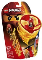 LEGO Ninjago Airjitzu Kai Flyer 70739 Building Kit (Multicolor)