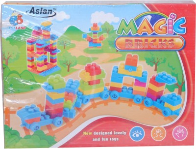 Asian Blocks & Building Sets Asian Magic Bricks