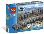 Lego Blocks & Building Sets Lego Flexible And Straight Tracks