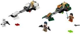 Lego Ezra's Speeder Bike