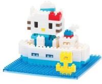 Nanoblock Hello Kitty Sea Cruise (Multicolor)