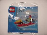 LEGO City Set 30220 Fire Boat (Polybag) (Multicolor)