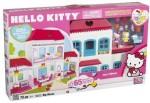 Mega Bloks Blocks & Building Sets Mega Bloks Hello Kitty House