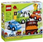 LEGO Blocks & Building Sets LEGO Duplo Creative Cars