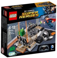 Lego Super Heroes 76044 - Clash Of The Heroes (Multicolor)