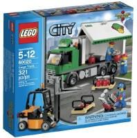 LEGO City 60020 Cargo Truck Building Set (Multicolor)