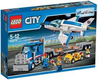 Lego City 60079 - Training Jet Transporter (Multicolor)