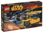 Lego Blocks & Building Sets Lego Star Wars Jedi Starfighter and Vulture Droid