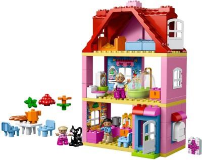 Lego Blocks & Building Sets Lego Duplo Play House