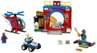 Lego Spider-Man Hideout (Multicolor)