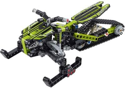 Lego Technic - Snowmobile best price on Flipkart @ Rs. 1499