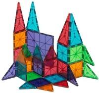Magna Tiles Clear Colors 32-pc Set (Multicolor)