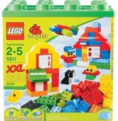 Lego Blocks & Building Sets 5511