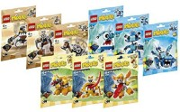 LEGO Mixels Series 5 Complete Set Of All Figures 41536 - 41544 (Multicolor)