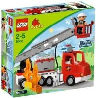 LEGO Duploville 5682 Fire Truck (Multicolor)