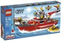 Lego City Fire Ship 7207 - Multicolor