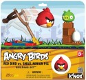 Angry Birds K'nex Red Bird Vs Small Minion Pig Building Set