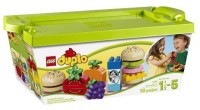 LEGO DUPLO Creative Play 10566 Creative Picnic Set (Multicolor)