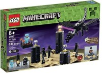 LEGO Minecraft 21117 The Ender Dragon (Multicolor)