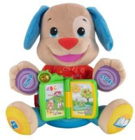 Fisher-Price Fisher-Price Laugh And Learn Singin' Storytime Puppy (Multicolor)