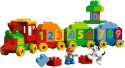 Lego Duplo - Number Train: Block Construction