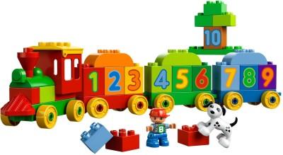 Lego Blocks & Building Sets Lego Duplo Number Train