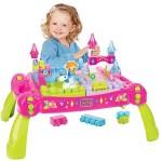 Mega Bloks Blocks & Building Sets Mega Bloks First Builders Play 'N Go Fairytale Table