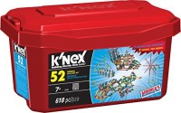 K'Nex 52 Model Building Set (Multicolor)