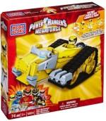 Mega Bloks Blocks & Building Sets Mega Bloks Power Rangers Megaforce Tiger Mechazord