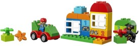 Lego Duplo - All-in-One-Pink-Box-of-Fun