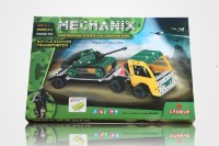 Zephyr Metal Mechanix Battle Station Transporter (Green)