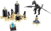 Lego The Ender Dragon (Multicolor)