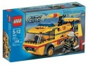 Lego City AirPort Fire Truck - Multicolor