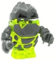 LEGO Rock Monster Sulfurix (Transneon Green) Power Miners Mini (Multicolor)