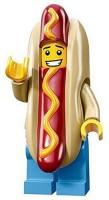 LEGO Minifigures Series 13 Hot Dog Man Construction Toy (Multicolor)