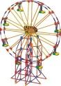 K'Nex Amusement Park Series 2 Ferris Wheel - Multicolor