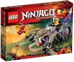 Lego Blocks & Building Sets Lego Ninjago Anacondrai Crusher