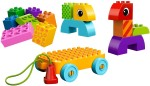 Lego Blocks & Building Sets Lego Duplo Toddler Build and Pull Along