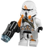 Star Wars Blocks & Building Sets Star Wars Lego Airborne Clone Trooper