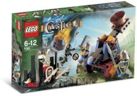 Lego Knight's Catapult Defense (Multicolor)