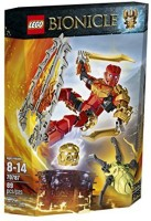 Lego Bionicle Tahu - Master Of Fire Toy (Multicolor)