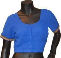 Sareez Scoop Neck Women's Blouse - BLODY33AUNS52E82